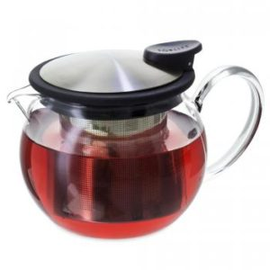 Bola Glass Tea Pot