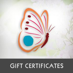 Vermarjé Gift Certificates